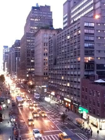 Нью-Йорк Манхэттон